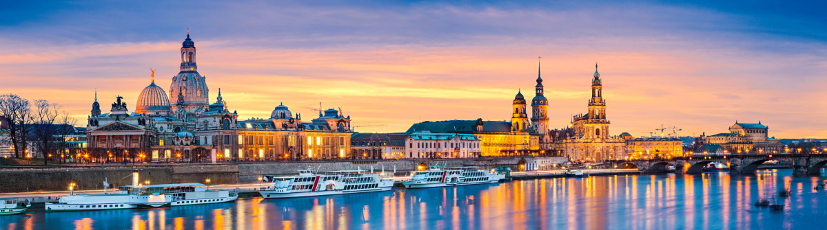 Dresden River Evening iStock_000056399220_Large-2