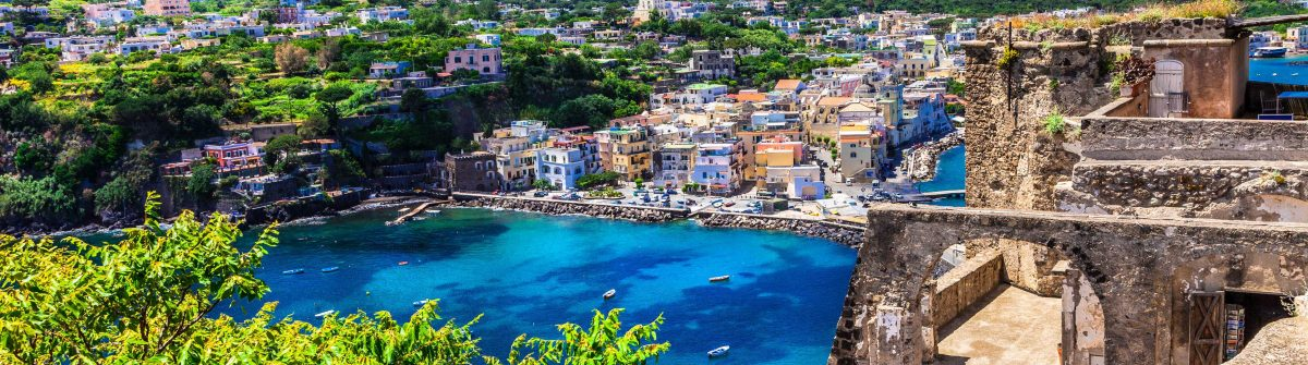 Beautiful Ischia, Italy