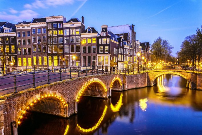 Canal-in-Amsterdam-at-night-Netherlands-shutterstock_414004690-2