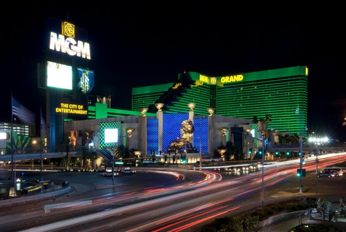 Las Vegas, USA – September 4: MGM Grand