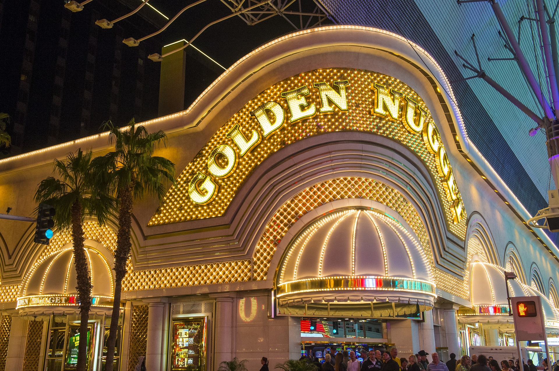 Auswanderer in Las Vegas, Golden Nuggets