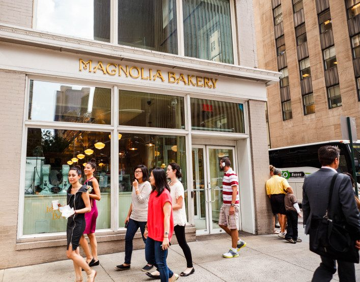 Magnolia Bakery Midtown Manhattan