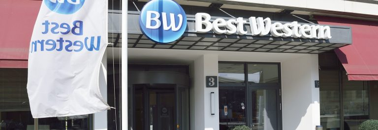HE Best Western Hotel Leipzig City Center