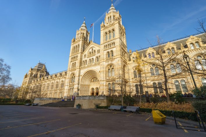 21.-Natural-History-Museum-of-London-in-autumn-sunny-day-United-Kingdom_shutterstock_523975933