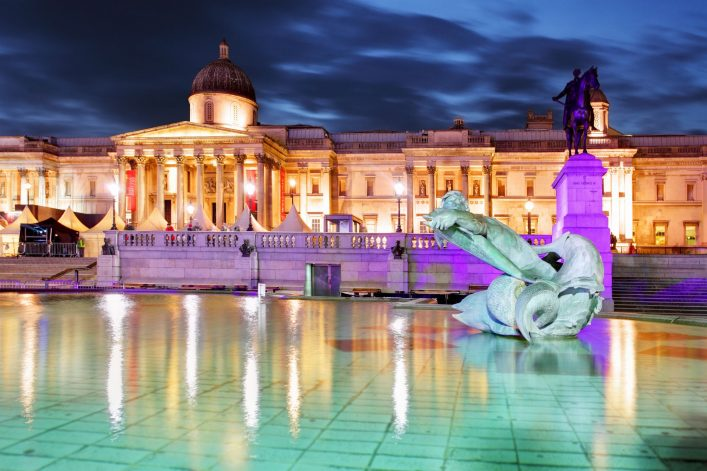 23.-National-Gallery-of-Art-Trafalgar-Square-London_shutterstock_175644014