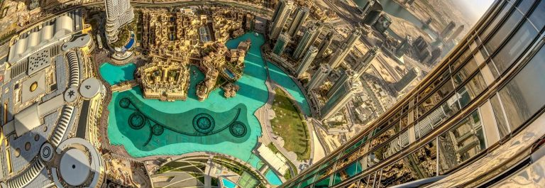 Burj-Khalifa-Dubai-At-the-Top-View-iStock-500143335