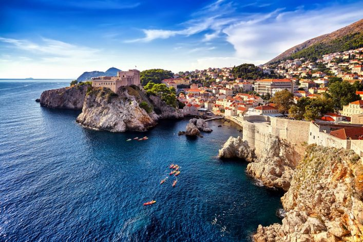 General-view-of-Dubrovnik-Fortresses-Lovrijenac-and-Bokar-iStock-618868492-2-e1531424061257