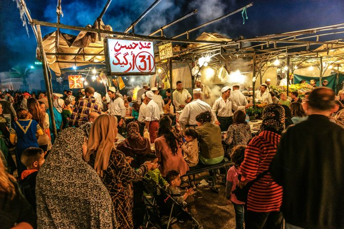 marrakech-djemma-el-fan-square-night-street-market-morocco-istock_000078842143_large-2