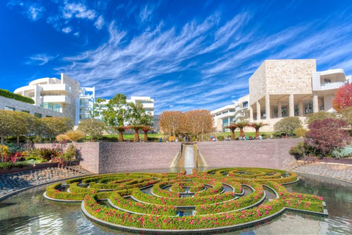 Getty-Center-Los-Angeles-EDITORIAL-ONLY-Ken-Wolter-shutterstock_229864522