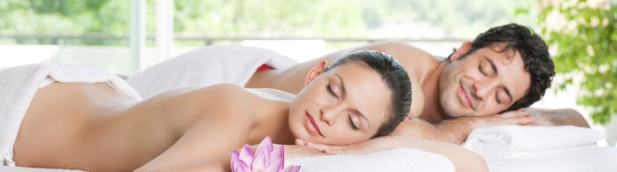Enjoy the relax at spa